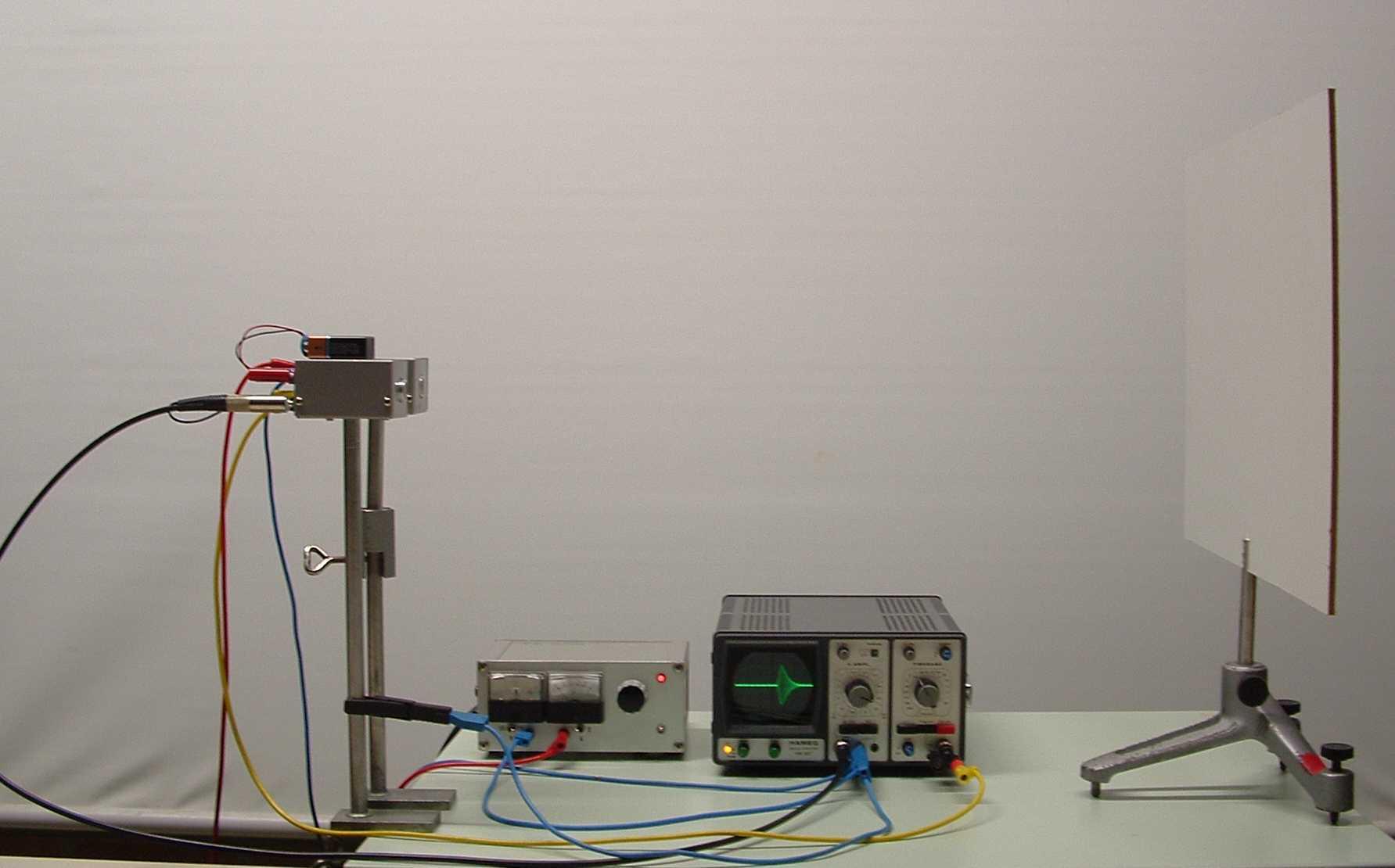 Entfernungsmessung Mit Ultraschall : Galerie : 8. mechanische wellen